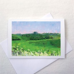 'Lancing College' Greeting Card