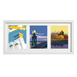 3 Picture Gift Set